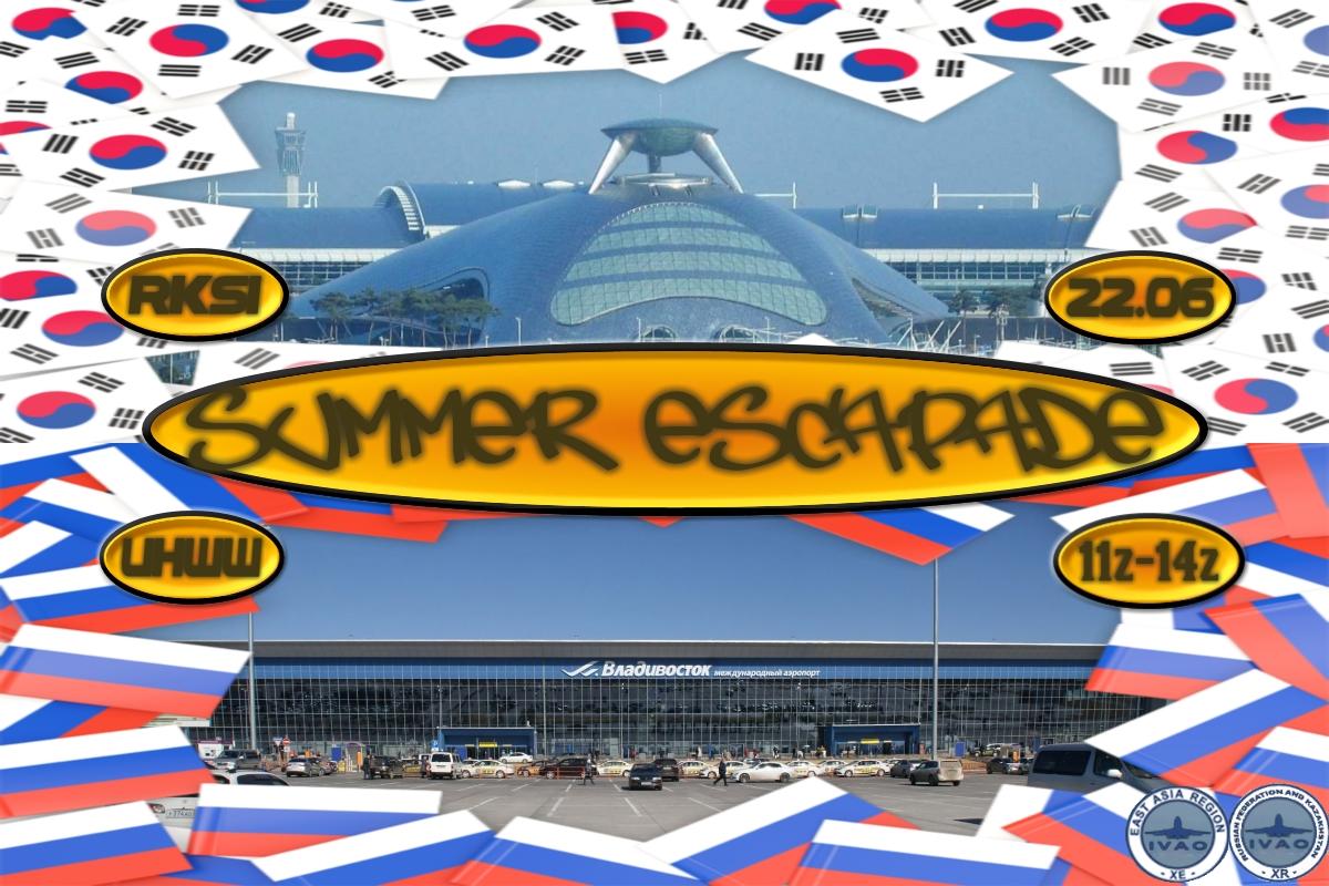 [XE+XR] Summer Escapade